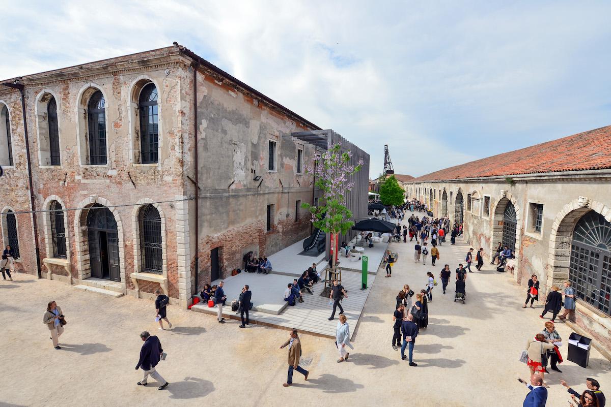 Biennale di Venezia - L'Arsenale